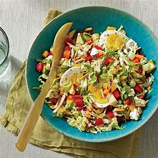Summer Chopped Salad With Pickled Vegetables Recipe