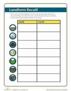 earth science review worksheet answers 13253 worksheets earth science review landforms kerstin mauer vacation