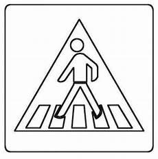 verkehrszeichen zum ausmalen verkehrszeichen der