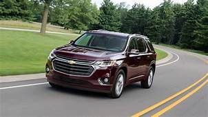 2021 Chevy Traverse Release Date Price Performance