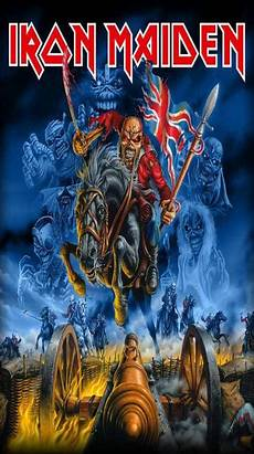 iron maiden iphone wallpaper iron maiden wallpapers free by zedge