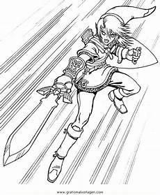 Malvorlagen Legend Link 5 Gratis Malvorlage In Comic Trickfilmfiguren