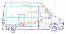 route occasion dimension renault master