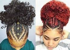 image result for natural hair easy protective styles in 2019 natural hair braids curly hair