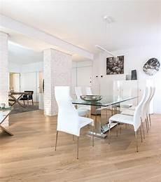 sala da pranzo design minimal white sala da pranzo in stile in stile moderno di