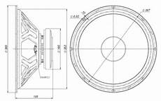 haut parleur 15 pouces speaker beyma 15cmv2 8 ohm 15 inch
