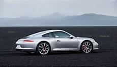 Official New Porsche 911 Pictures Porsche 991