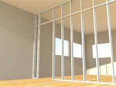 Install Metal Studs Steel Building Homes Metal Building