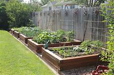 Beautiful Raised Beds For The Vegetable Garden From The