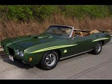 1970 pontiac gto judge convertible extremely rare muscle car youtube