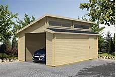 Fertiggaragen Aus Holz - holz garagen bausatz fertiggaragen aus holz kaufen