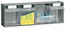 Bloc 4 Tiroirs Bloc Tiroir Horizontal Plastique Praticbox