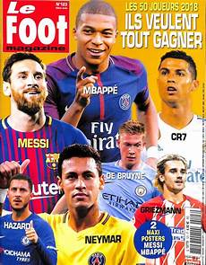 abonnement le foot magazine intermagazines