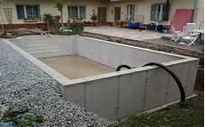 Pool Mauern Oder Betonieren - pool aus beton pool aus beton pool aus beton selber bauen