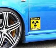 Jdm Drift Und Race Style Auto Aufkleber Sticker
