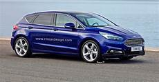 2017 Ford Focus Rendered