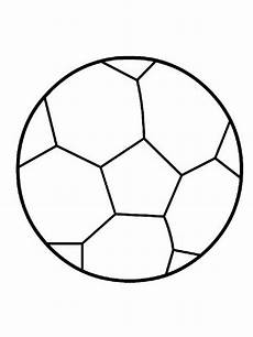 soccer ball sheet coloring pages