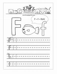 letter f tracing worksheets for preschool 23592 free alphabet practice sheets for kindergarten curriculum library media specialist alphabet