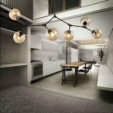 Moderne Led Les Suspendues Le Pour Salon Restaurant