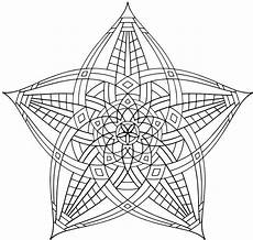 Coloring Geometric Pages Get This Geometric Coloring Pages To Print Out 15739