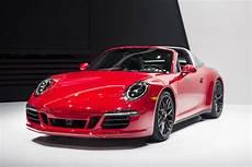 Porsche 911 Targa 4 Gts World Premiere At 2015 Naias