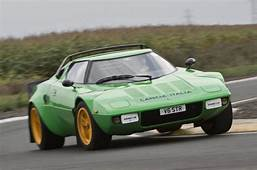 Video This Lancia Stratos Kit Car Will Please Your Inner