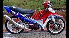 Modifikasi Motor R by Cah Gagah Modifikasi Motor Yamaha Fiz R Road Race