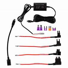 Universal Hardwire Fuse Box Car Recorder Dash