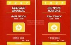 free auto repair manuals 1997 dodge ram 3500 spare parts catalogs dodge 1997 shop manual service repair ram truck book 1500 2500 3500 ebay