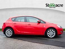 opel astra active used 2012 vauxhall astra active for sale in derbyshire