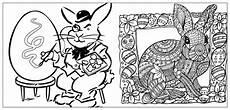 Ausmalbilder Osterhasen Familie عيد الفصح الأرنب التلوين