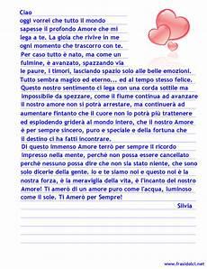 lettere di per lui lettera d frase dolce su immagine lettera d