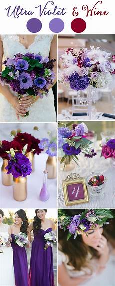 wedding trends 2018 pantone ultra violet wedding color ideas elegantweddinginvites com blog