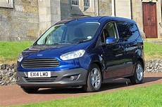 Ford Transit Courier Panel 2014 Mk5 Review Auto
