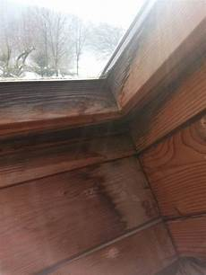 velux dachfenster undicht hausbau