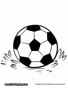 malvorlagen fur kinder ausmalbilder fussball kostenlos