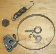 sachs dolmar chain saw parts dolmar 119 112 114 117 120 chainsaw brake band and and spring chainsawr