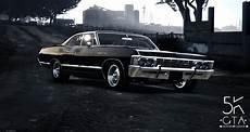 Chevrolet Impala 67 Gta5 Mods