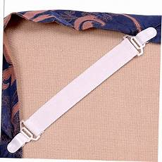4 bed sheet mattress cover blankets grippers clip holder fasteners go ebay
