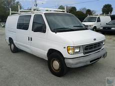 how does cars work 1997 ford econoline e150 electronic valve timing buy used 1997 ford econoline e150 cargo van 4 6l v8 sohc 16v in united states