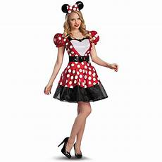Minnie Mouse Costume Womens Disney Fancy