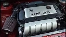 vw vr6 motor vw mk1 vr6 sound test and test drive