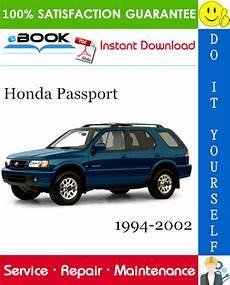 vehicle repair manual 1997 honda passport electronic toll collection honda passport service repair manual 1994 2002 download pdf download