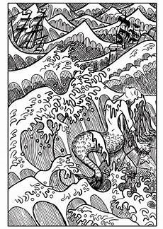 Ausmalbilder Erwachsene Meer Meerjungfrauen 76883 Meerjungfrauen Malbuch Fur Erwachsene