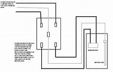 i am wiring a meter box to a new 100 panel and looking for a schematic or just want to know