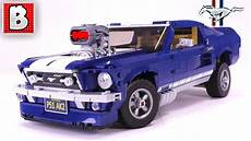 Lego Creator Expert 10265 Ford Mustang Review 1967 Gt