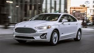 2019 Ford Fusion Gets Tech Improvements Longer EV Range