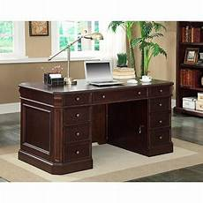 thomasville home office furniture thomasville geneva double pedestal executive desk sam