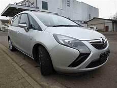 Opel Zafira Tourer 1 4 Turbo Active 8 000 Km Die