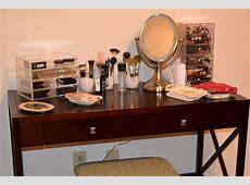 Furniture: Wonderful Walmart Makeup Table For Bedroom